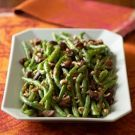 Try the Snap Beans with Caramelized Shallots and Roasted Mushrooms Recipe on williams-sonoma.com