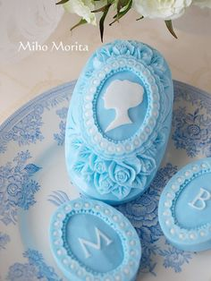 hand carved soap