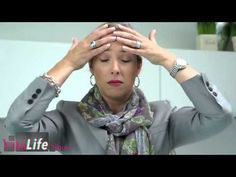 ▶ Yoga Facial Exercises : How to lift Droopy Eyelids : VitaLife Show Episode 165 - YouTube