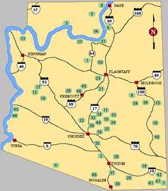 Top 50 Campsites in Arizona | GreatOutdoors.com