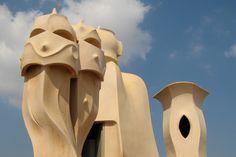Antoni Gaudí's Barcelona by Fotopedia Editorial Team