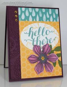 EF on side (Blackberry Bliss), Hello Honey, Moonlight Paper Stack