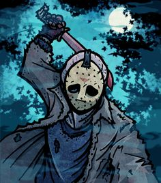 The second installment of the October Horror Fest is another major icon of 80's horror cinema, Camp Crystal Lake's own Jason Voorhees! While I don't personally feel he's as well defined as a charac...