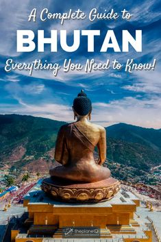 A comprehensive guide to 18 of the best things to do in Bhutan. Find everything you need to know when traveling through Bhutan and how to make the most of your time. Visit the famous Tiger's Nest Monastery, try the local Bhutanese food, and experience the dramatic landscape. Punakha features both adventure and a glimpse into the culture. Paro is the perfect city to fly into to start your trip. Travel in Asia. | Blog by the Planet D #Bhutan #Asia #Travel #TravelTips #TravelGuide