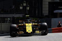 ルノーF1:F1モナコGP 木曜フリー走行 レポート  [F1 / Formula 1]
