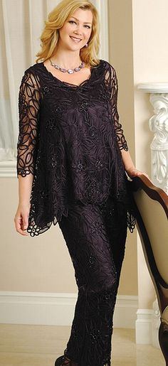 Plus Size Women S Dressy Dresses Two Piece Formal Dresses, Dressy Dresses, Elegant Dresses, Prom Dresses, Peplum Dresses, Beach Dresses, Bride Dresses, Mother Of The Bride Gown, Mature Fashion