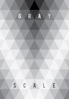 grayscale design