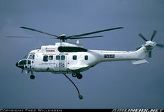Aerospatiale AS-332M1 Super Puma    Aerospatiale AS-332M1 Super Puma