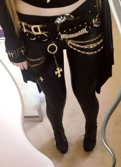 gothic jeans - Google Search