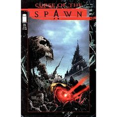 Very Rare!! Curse of the Spawn #23 Overt-Resurrection - [NM - Bagged & Boarded]