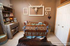 Cowboy Nursery Design by ImpulsePhotographyMB.com