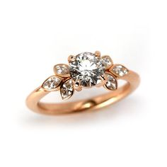 Blooming Love Ring