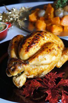 Ταρτάκια με 2 γιορτινές γεμίσεις   Κοτόπουλο ψητό με γλάσο μουστάρδας   Ριζότο με μανιτάρια και λάδι τρούφας Μιλφέιγ με κρέμα πορτοκαλιού και κάστανα Turkey, Recipes, Food, Turkey Country, Essen, Meals, Ripped Recipes, Yemek, Eten