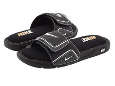Nike Comfort Slide 2....the only flip flops that make people with narrow feet feel comfy