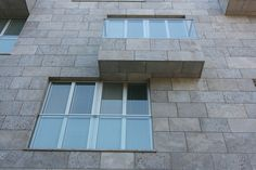Parkside Apartments - David Chipperfield