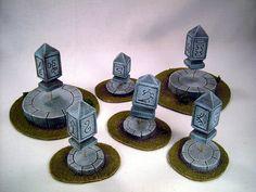 Trollkin Waystones
