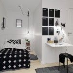 Teen Room, Small Bedroom Design Ideas For Girl And Boy Small Bedroom Decorating Ideas Small Bedroom Interior Design Cozy Bed White Wall Tabl. Small Spaces, Interior, Home Bedroom, Bedroom Interior, Bedroom Decorating Tips, House Interior, Small Bedroom Interior, Interior Design, Interior Design Bedroom