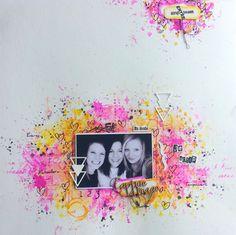 Page de Lylou avec les produits Graffiti'Girl