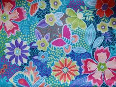 new release on sale Textile Design, Fabric Design, Small Leaf, Cool Art, Fun Art, Surface Pattern, Quilting Projects, Blue Backgrounds, All Design