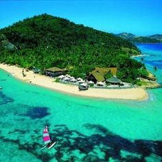 Fiji Island- dream destination - I have only dreamed about going here