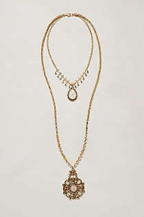 Anthropologie - Bloomsbury Layered Necklace