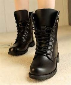 Goth Combat Boots Women - Bing Images