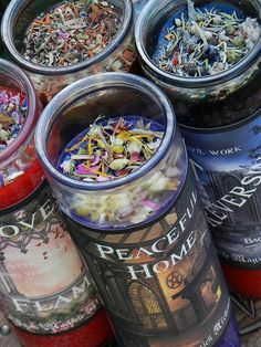 Spell Candles by White Magick Alchemy.com