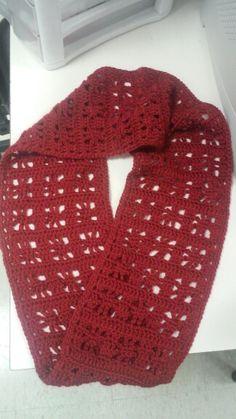 Cube star infinity scarf