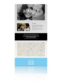 Create Your Wedding Website With IM! Free To Use. Beautiful and Unique Templates with Registry, RSVP, Map, and more. One Page Website, Wedding Templates, Wedding Website, Celebrity Weddings, Big Day, Free Design, The Creator, Free Wedding, Wedding Couples