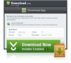 About the Download.com Installer