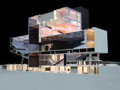 OMA: taipei performing arts center breaks ground   designboom