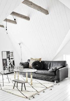 living in shades of gray on apartment 34