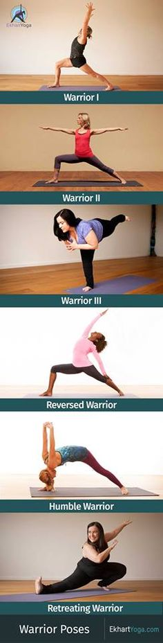 Warrior Poses