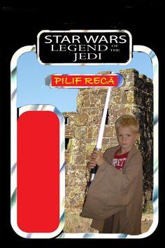 Jedi Padawan Pilif Recä Star Wars, Starwars, Star Wars Art