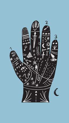 Artistic Hand | iPhone 6 wallpaper