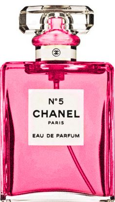 Chanel N 5 - Wear this perfume with your Fuchsia Tieks :)