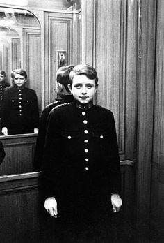 ♔ Elevator Boy ~ Ritz ~ Paris ~ 1963 - This was the job I always wanted.