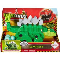 Dinotrux Sounds and Phrases Garby