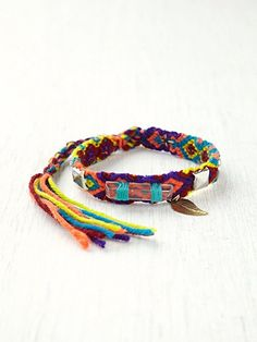 Studded Friendship Bracelet. http://www.freepeople.com/whats-new/studded-friendship-bracel/#