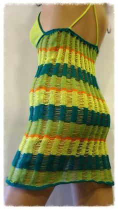 Machine Freedom Jamaica knitted dress