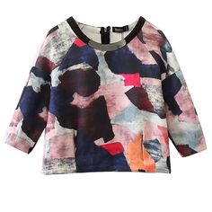 Like and Share if you want this  European Style Womens Printed Pull-over Crop Top O Neck Half-sleeve Color Block Graffiti Short T-Shirt Autumn Female Clothing     Tag a friend who would love this!     FREE Shipping Worldwide     Get it here ---> https://ihappyshop.com/european-style-womens-printed-pull-over-crop-top-o-neck-half-sleeve-color-block-graffiti-short-t-shirt-autumn-female-clothing/