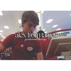 Guys, they made it for alex from target XD