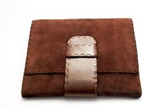 chocolate-brown-suede-iPad-case-by-Vibys-01