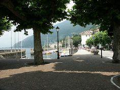 ღღ Como, Italy ~~~ Southern shore of Lago di Como, Lake Como.