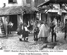 Early Photography in Albania - The Photo Collection of Fred Boissonnas Greece Photography, Street Photography, Art Photography, Old Pictures, Old Photos, Vintage Photos, Magnified Images, Greek History, Frederic