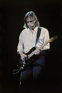 David Gilmour - Pink Floyd - The Wall