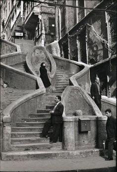 Descrizione: Istanbul Anno: 1964 Fotografo: Henri Cartier-Bresson