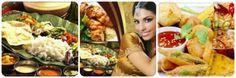 Sperimentare i piatti tradizionali della cucina internazionale e soprattutto etnica, è senza dubbio un'esperienza straordinaria. Permette di viaggiare con il gusto, assaporando aromi e spezie che altri popoli, da secoli, abbinano alle pietanze, e che http://www.acomealice.it/2013/04/cibi-etnici-tutti-i-segreti-per-gustare-sapori-indiani-e-messicani/