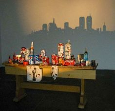 Collected Trash by Tim Nobel & Sue Webster - so clever. Love this!