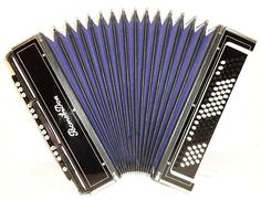 Very NICE Russian Button CHROMATIC Accordion  by Harmony4Life, $315.00